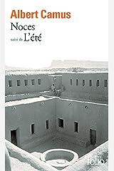 Noces / L'Eté Format Kindle
