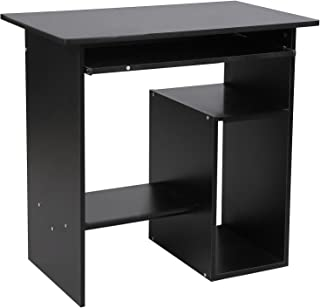 Amazon Fr Meuble Ordinateur Ikea Noir