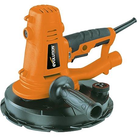 Evolution Power Tools - Ponceuse pour Cloisons Sèches à Commande Manuelle, 225 mm (230 V) orange PONCEUSEDWSR7235A
