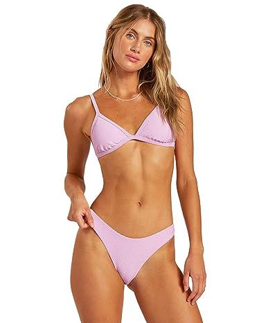 Billabong Tanlines Ivy Tri Bikini Top
