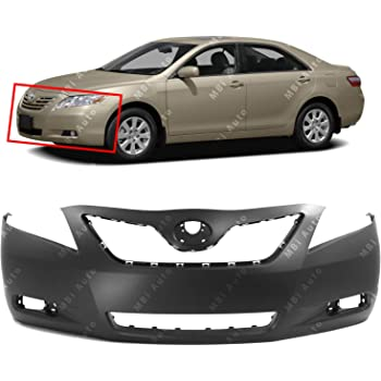 4CYL Painted 2007 2008 2009 2010 2011 Toyota Camry Rear Bumper PREMIUM