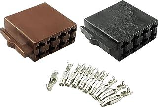 Kfz ISO Stecker (Spannung + Lautsprecher) inkl. 16 Junior Timer