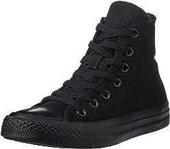 Amazon.com: Black Converse High Tops