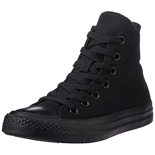 all star converse haute noir