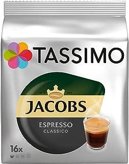 Tassimo Tassimo Jacobs Espresso X 1 Pack 16 Pods