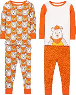Kehen Infant Baby Thanksgiving Outfit Girl Boy Christmas Clothes My First Gobble 2PC Romper Bodysuit+Pants