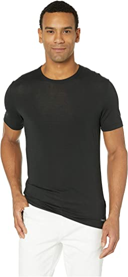 Ultra Soft Modal Short Sleeve Crew Neck T-Shirt