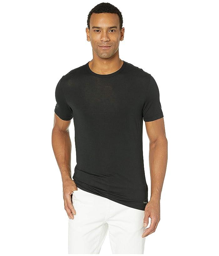da2042b9c9a4 Calvin Klein Underwear Ultra Soft Modal Short Sleeve Crew Neck T-Shirt