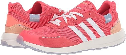 Shock Red/Footwear White/Glow Orange