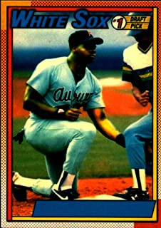 Best frank thomas rookie card no name Reviews