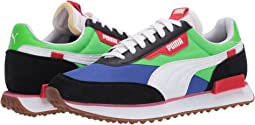 Puma Black/Fluo Green/Dazzling Blue