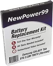 Best sm t807t battery Reviews
