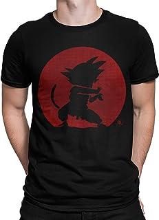 Camisetas La Colmena 2201-Kame Hame Ha (Melonseta)