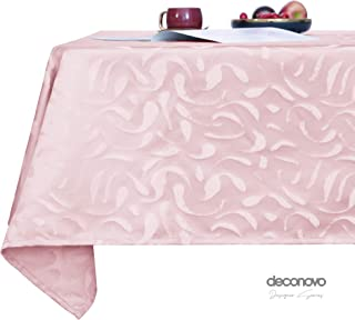 Deconovo Manteles Mesa Cocina Rectangular Antimanchas