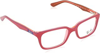 Ray Ban Junior RY1532 Eyeglasses-3590 Top Fuxia On Pink-45mm