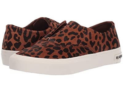 SeaVees Sunset Strip Sneaker Mulholland (Cognac Leopard) Women
