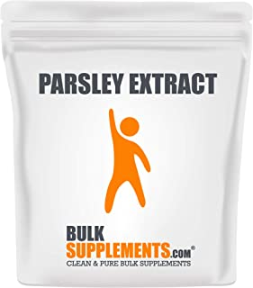 Sponsored Ad - Bulksupplements Parsley Extract Powder (500 Grams)