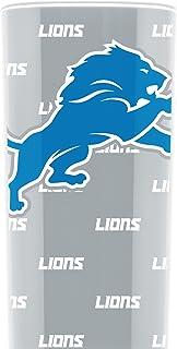 NFL Detroit Lions 16oz Insulated Acrylic Square Tumbler