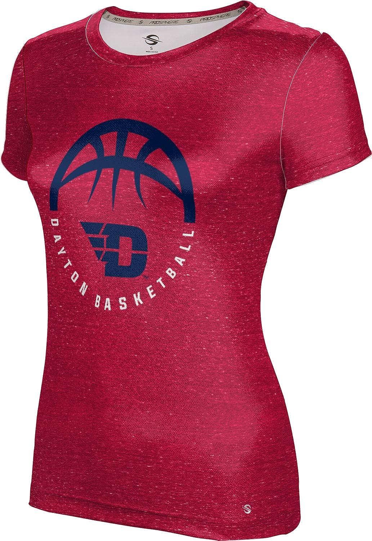 ProSphere University of Dayton Basketball Girls' Performance T-Shirt (Heather)