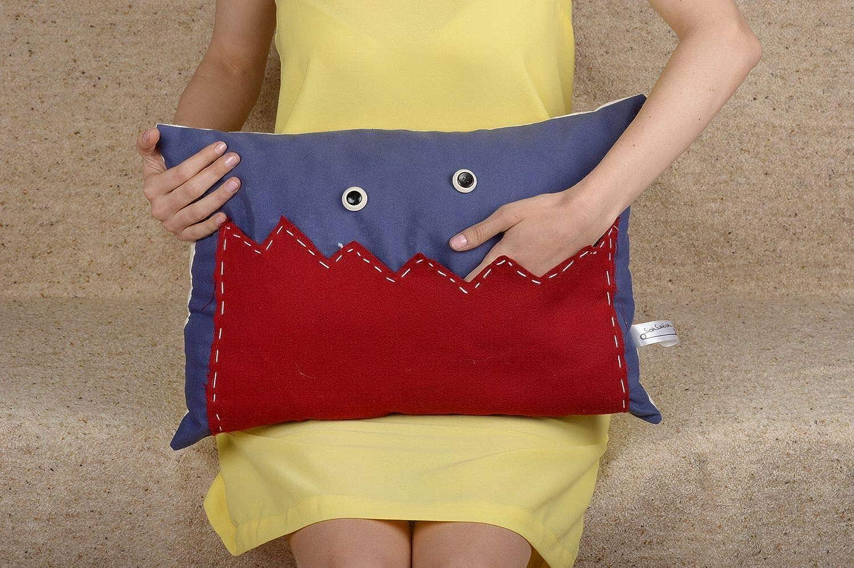 Funny Handmade Throw Pillow Design Soft Cushion Bedroom Designs Gift Ideas