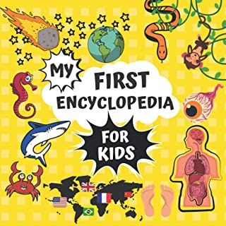 My First Encyclopedia For Kids: Very Important Things Book For Kids