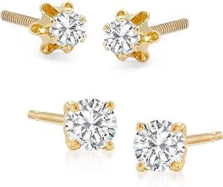 Sponsored Ad - Ross-Simons Mom & Me .33 ct. t.w. Diamond Stud Earring Set Of 2 in 14kt Yellow Gold