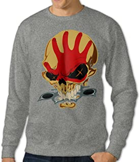 Five Death Finger Punch Boy Navy Classic Hoodie Pullover