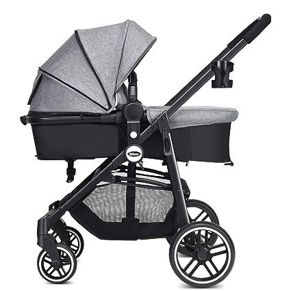 INFANS 2 in 1 Baby Stroller - Best Reversible Stroller