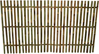 Best slatted garden fence panels Reviews
