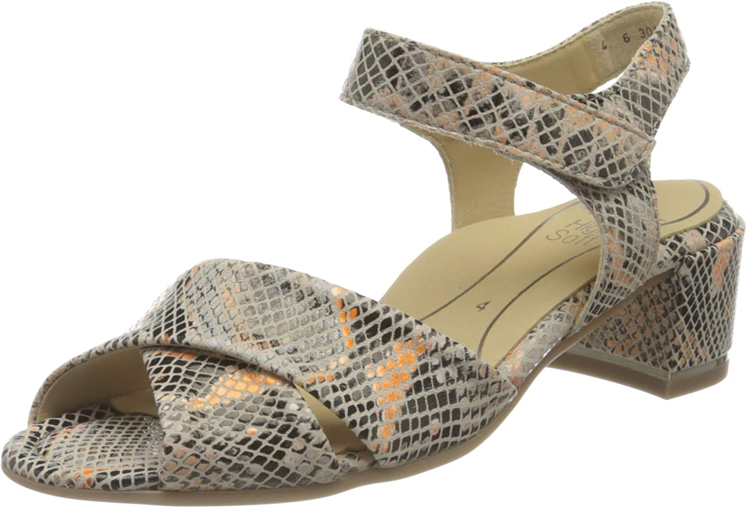 ARA Large special price Max 50% OFF Women's Ankle-Strap Sandal Heeled