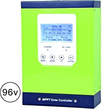 SUNNYSKY 50A MPPT Solar Charge Controller 96V 50A MPPT Charge Controller with Intelligent LCD Display