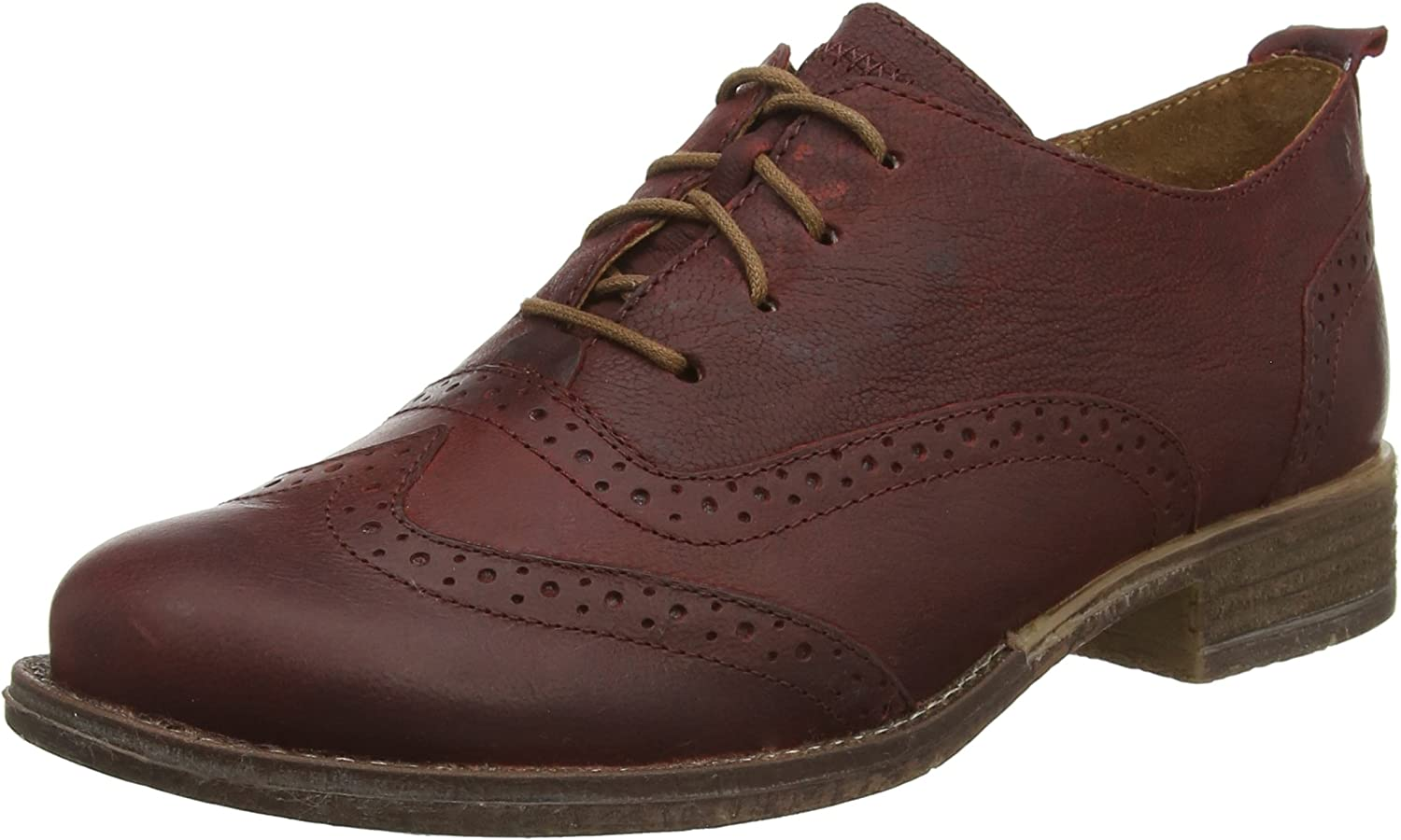 Josef Seibel Sienna 89 Womens Brogue Lace up Comfort shoes