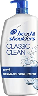Head & Shoulders Classic Clean Anti-Dandruff Shampoo, 1000 ml