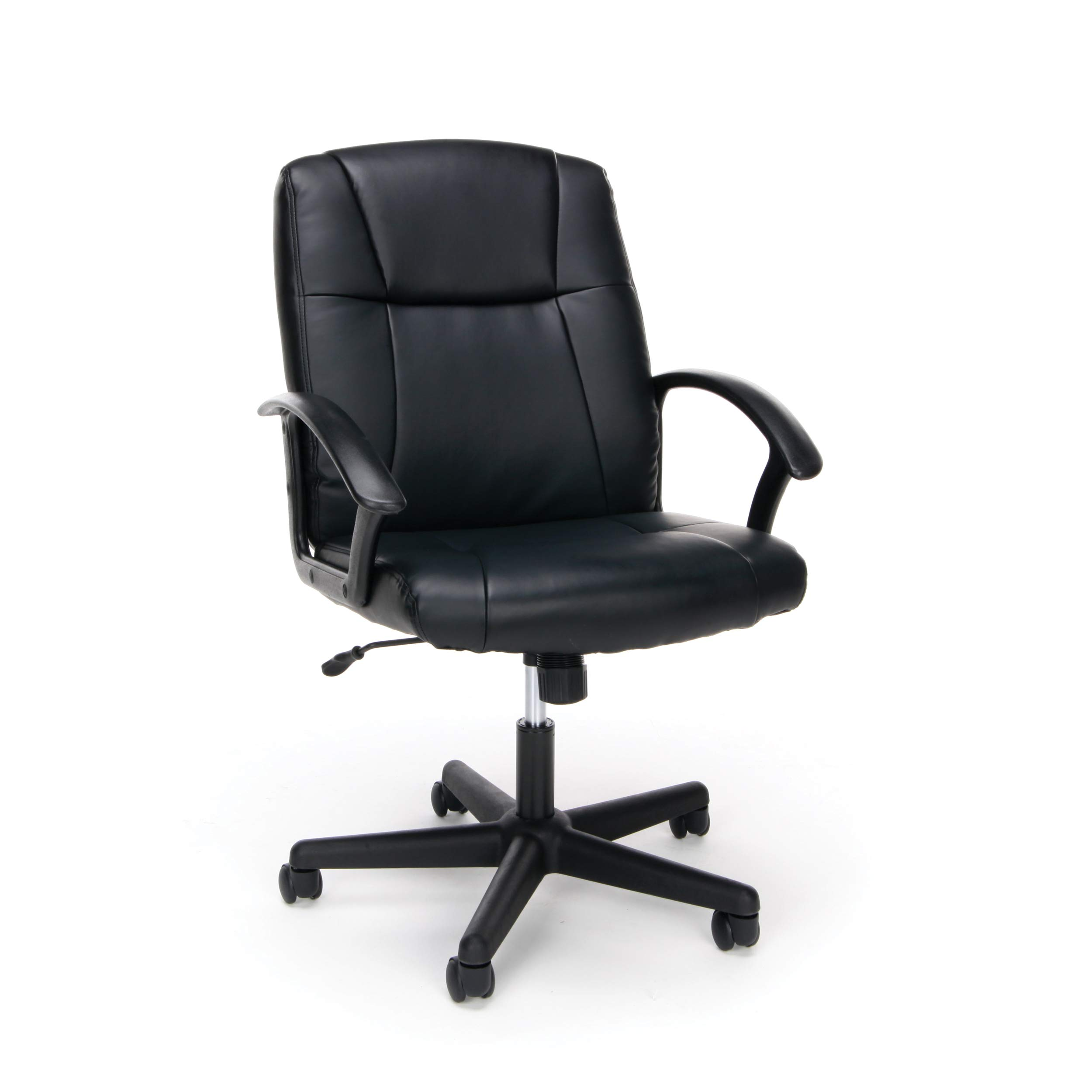 Essentials Leather Executive Office Computer