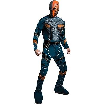 Disfraz de Deathstroke Batman Arkham Franchise musculoso para ...