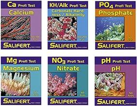 Salifert Master Reef Testing Combo Kit - Saltwater Aquariums