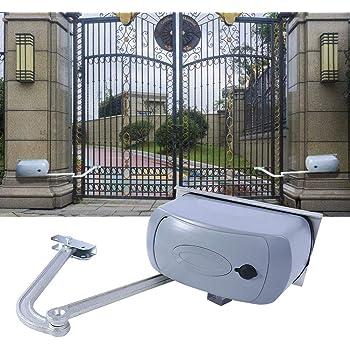 motorizaci/ón para puerta batiente 2 hoja HC812-300 solar