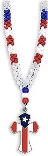 Necklaces -PUERTO RICO CROSS-