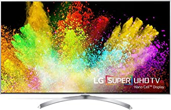 LG 65SJ8000 65 WebOS 3.5 Smart UHD 4K HDR LED HDTV (Renewed)