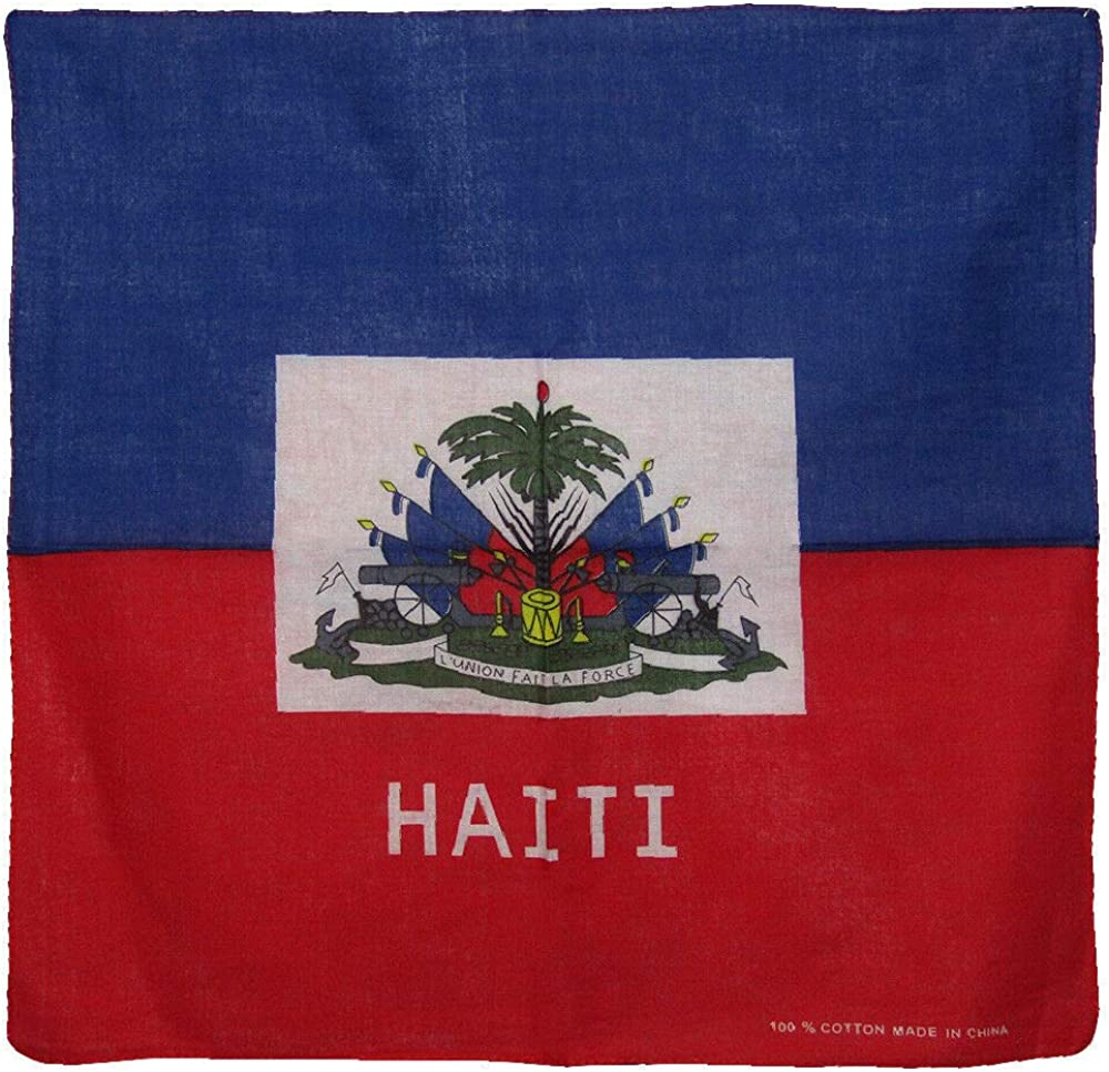 Wholesale Detroit Mall Lot 3 Haiti Mail order cheap Country 100% 22