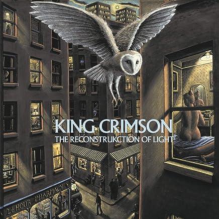 KING CRIMSON - The Reconstrukction Of Light (2019) LEAK ALBUM