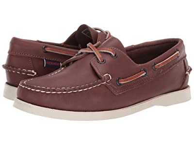 Sebago Dockside Portland (Brown) Women