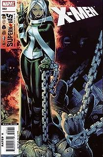 X-Men (2nd Series) #192 VF/NM ; Marvel comic book