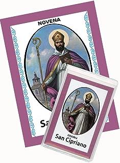 Novena De San Cipriano Para Protección contra Hechizos o Mala Suerte (Corazón Renovado)