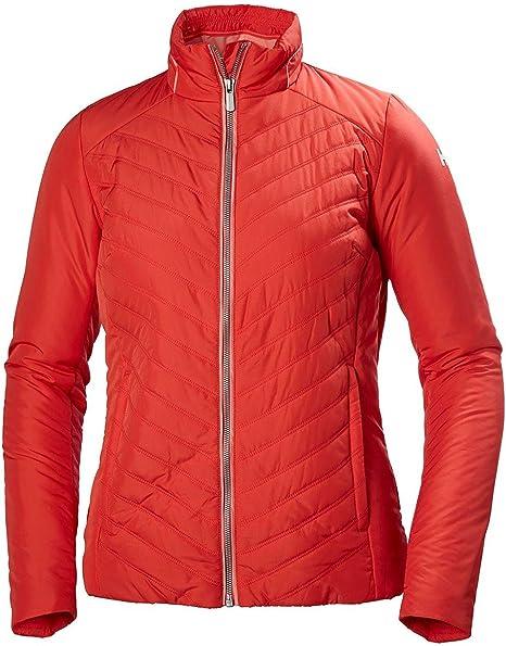 Helly Hansen Crew Insulator Lighteight Breathable Water Resistant Jacket Abrigo de vestir para Mujer