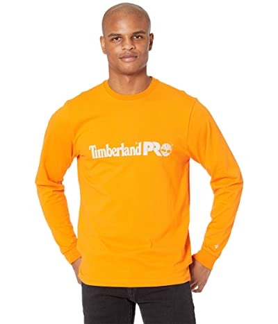 Timberland PRO Base Plate Long Sleeve Graphic T-Shirt