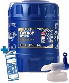 MANNOL Motoröl Energy Combi LL 5W 30 20L + Auslaufhahn