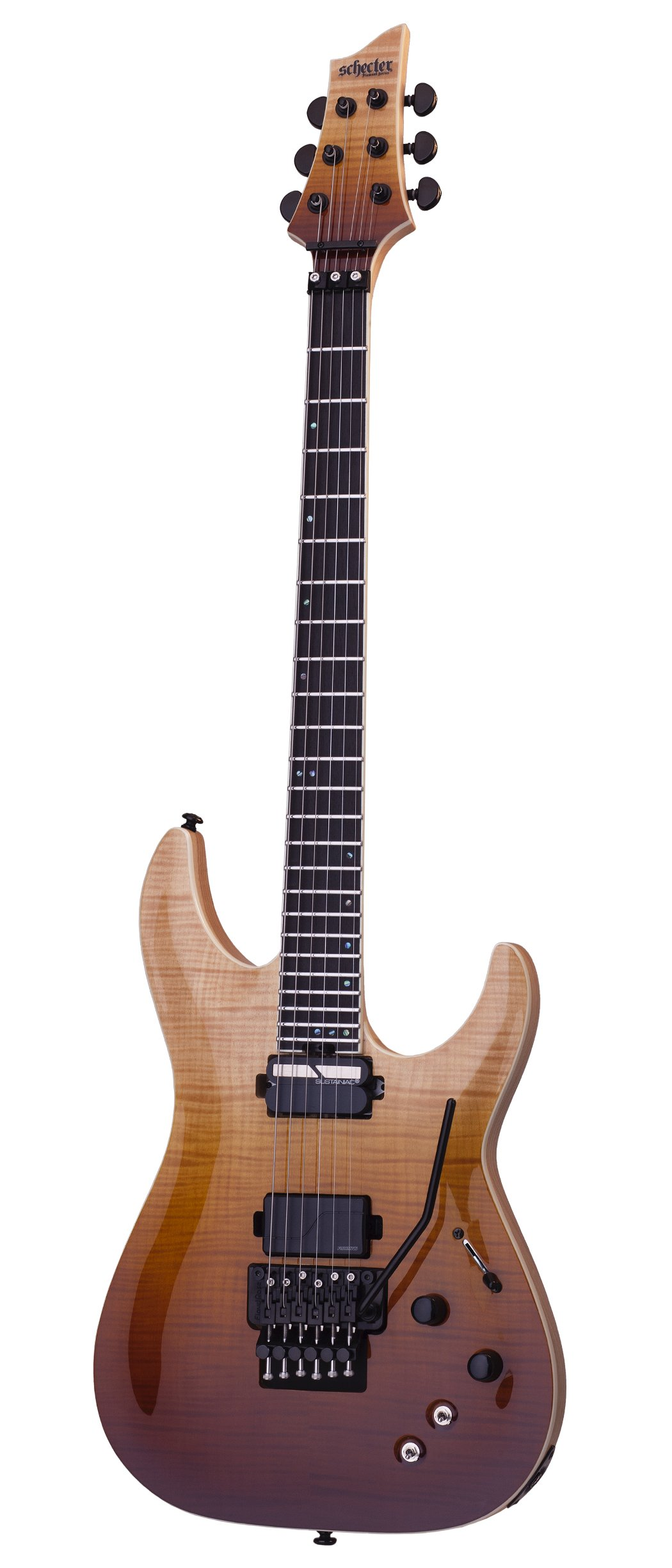 Cheap Schecter 6 String Solid-Body Electric Guitar Antique Fade Burst (1358) Black Friday & Cyber Monday 2019