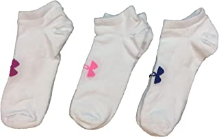 Under Armour Women`s No Show Liner 3 pack