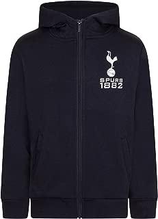 Tottenham Hotspur FC Official Soccer Gift Boys Fleece Zip Hoody